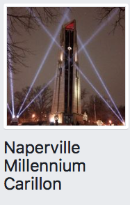 Naperville Carillon Facebook Page
